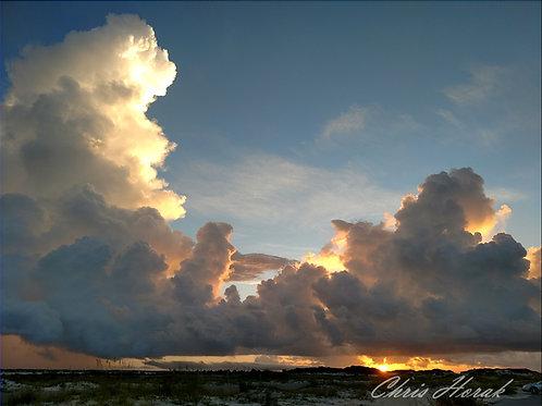 Sunrise on Pensacola Beach