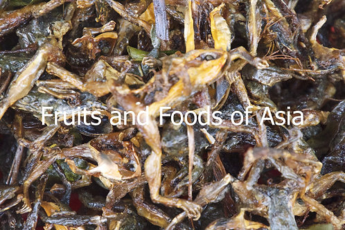 Fruits and Foods of Asia11