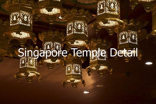 Singapore Temple Details