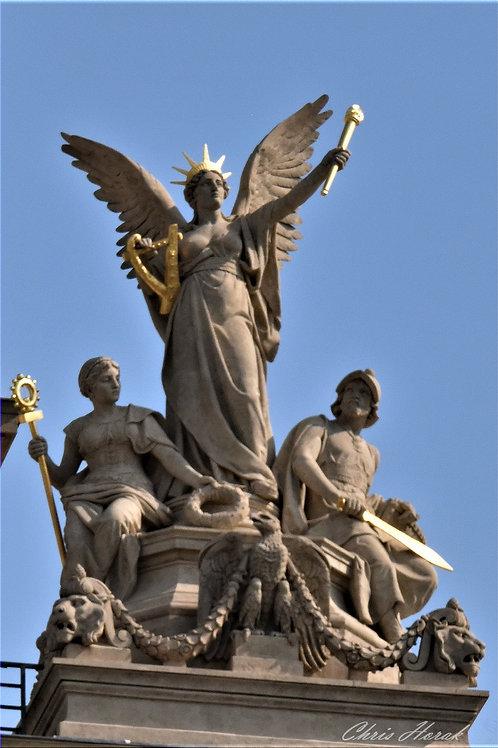 Prague, Angels