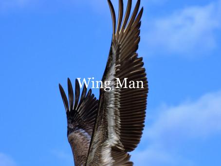 Leg Man, or Wing Man