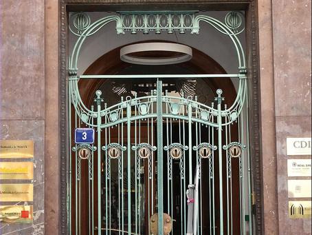 Prague, the Gates