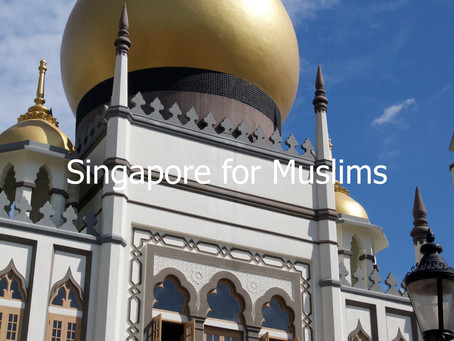 Singapore for Muslims