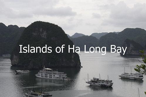 Islands of Ha Long Bay
