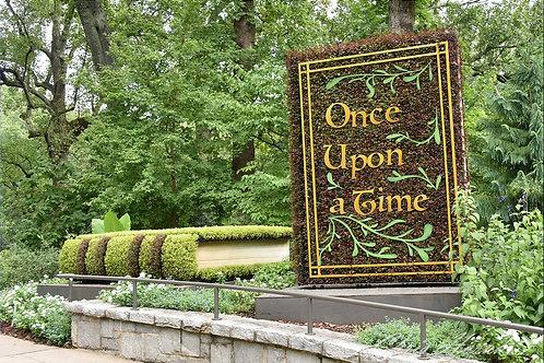 Atlanta Botanical Gardens Fantasy Creatures