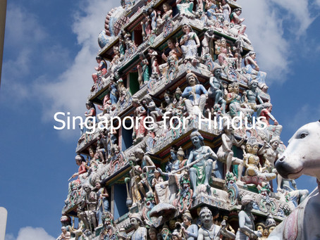 Singapore for Hindus
