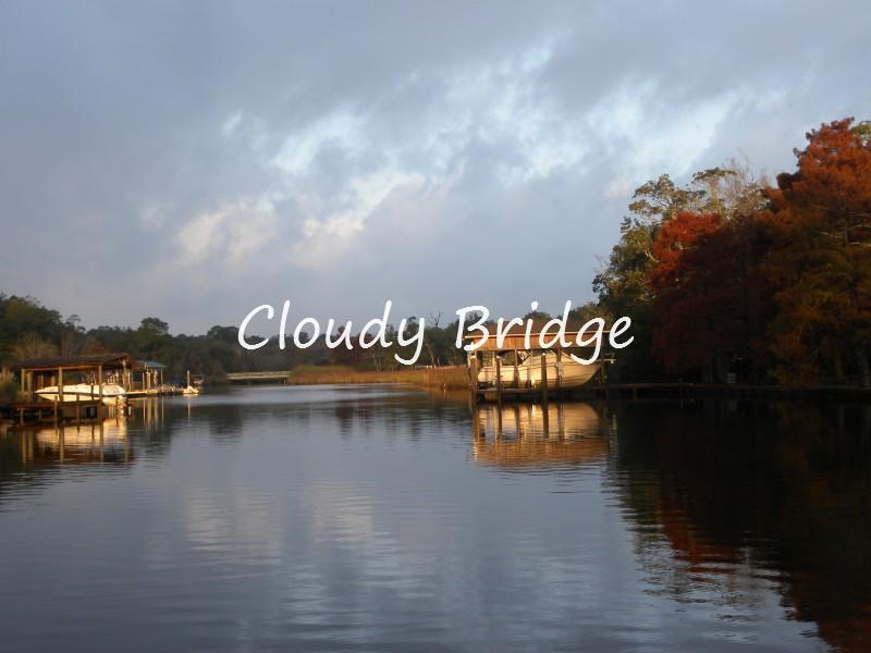 Pensacola, bayou, photos, thoughts