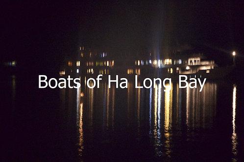 Boats of Ha Long Bay11