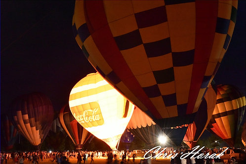 Hot Air Ballloons in Foley, Alabama