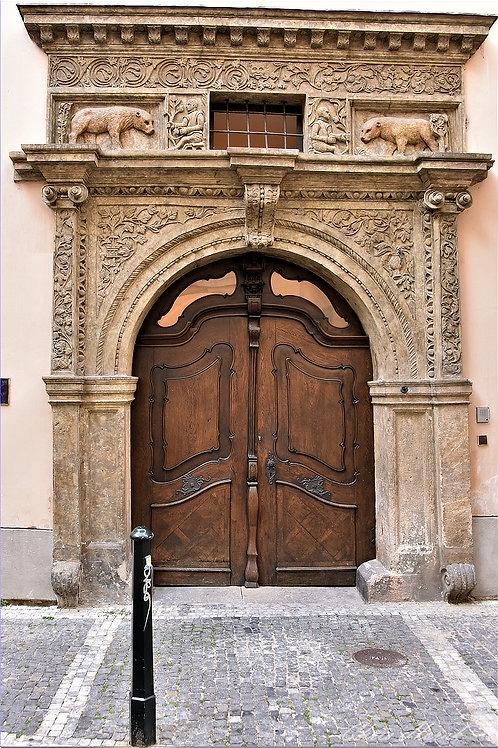Prague, the Doors