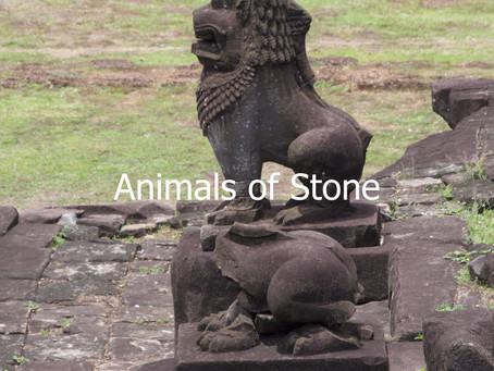 Animals of Stone