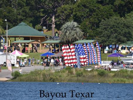 Bayou Texar Dragon Boat Races