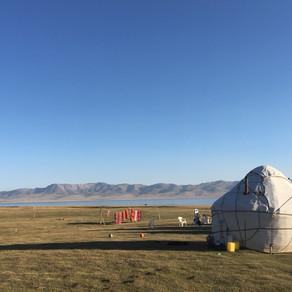 Homecoming: Travelling Through Kyrgyzstan & Almaty
