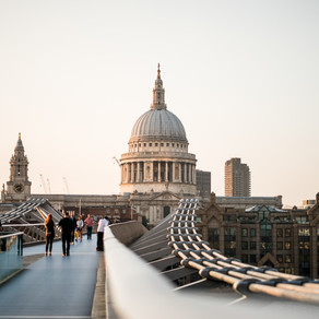 The City of London- A Tourist Hotspot & The Centre Of The British Empire
