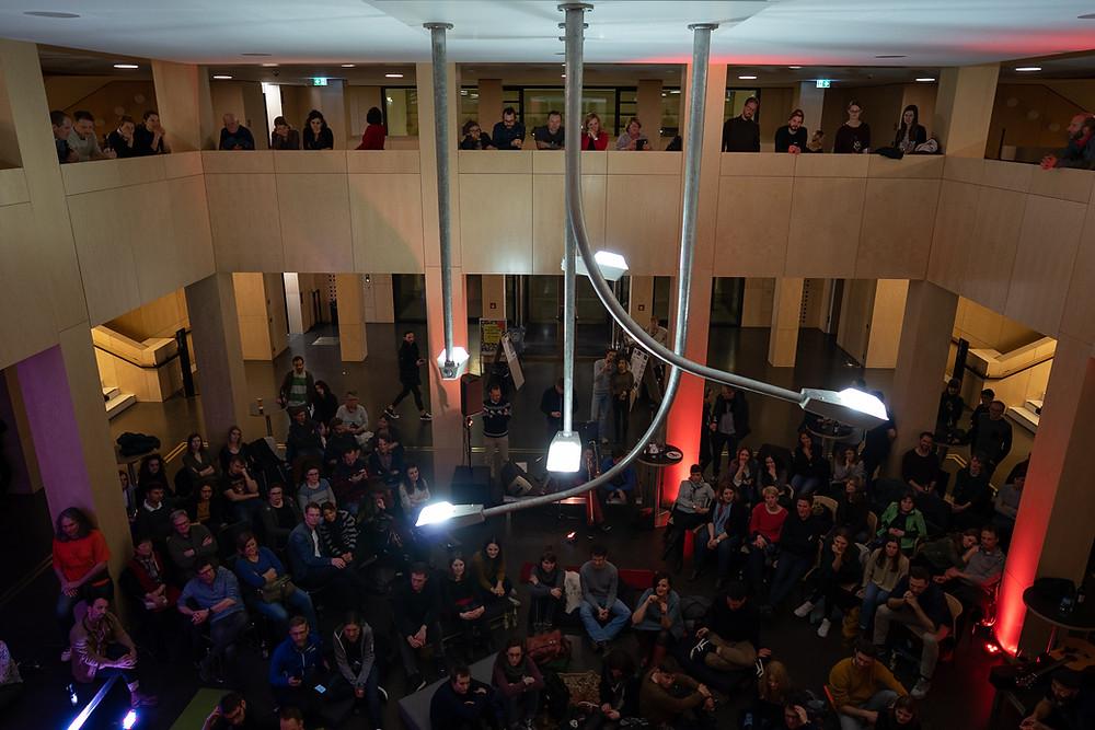 Stadtpalais Stuttgart - Kulturbüro Sorglos mit dem Feierabendkollektiv