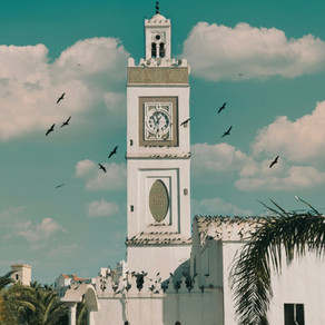 Diaspora Travel- Remembering  Algeria Across The Sea