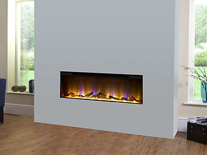 2. Electriflame VR Commodus Inset Electr