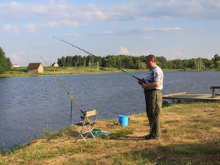 Несколько фотографий с рыбалки