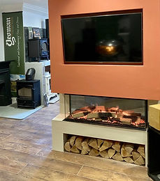 Evonic Built-In E-Smart Electric Fires