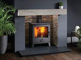 Scene ECO Multi-fuel stove