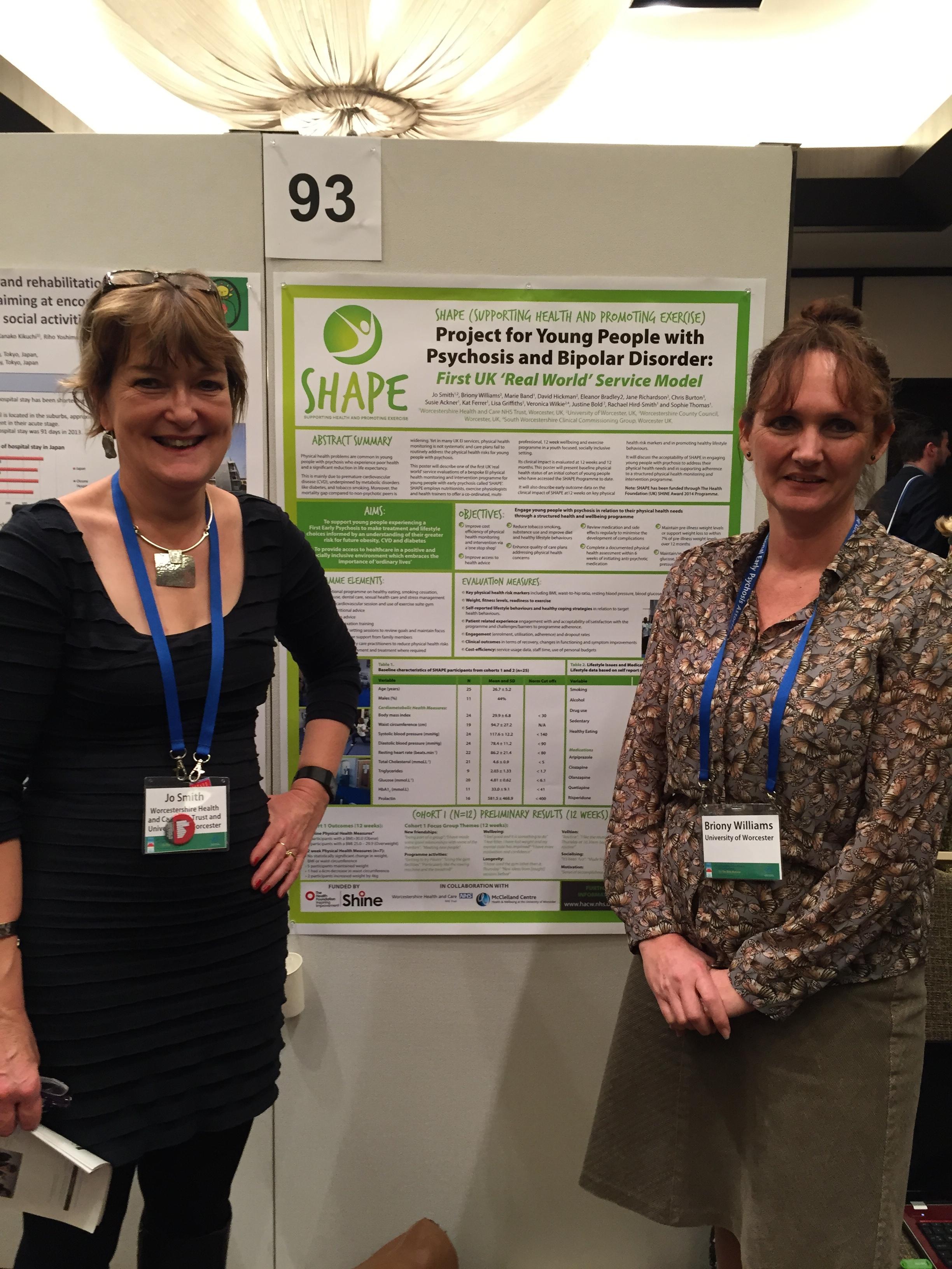SHAPE program, UK presented at IEPA