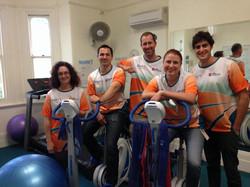 KBIM team, Bondi, Sydney