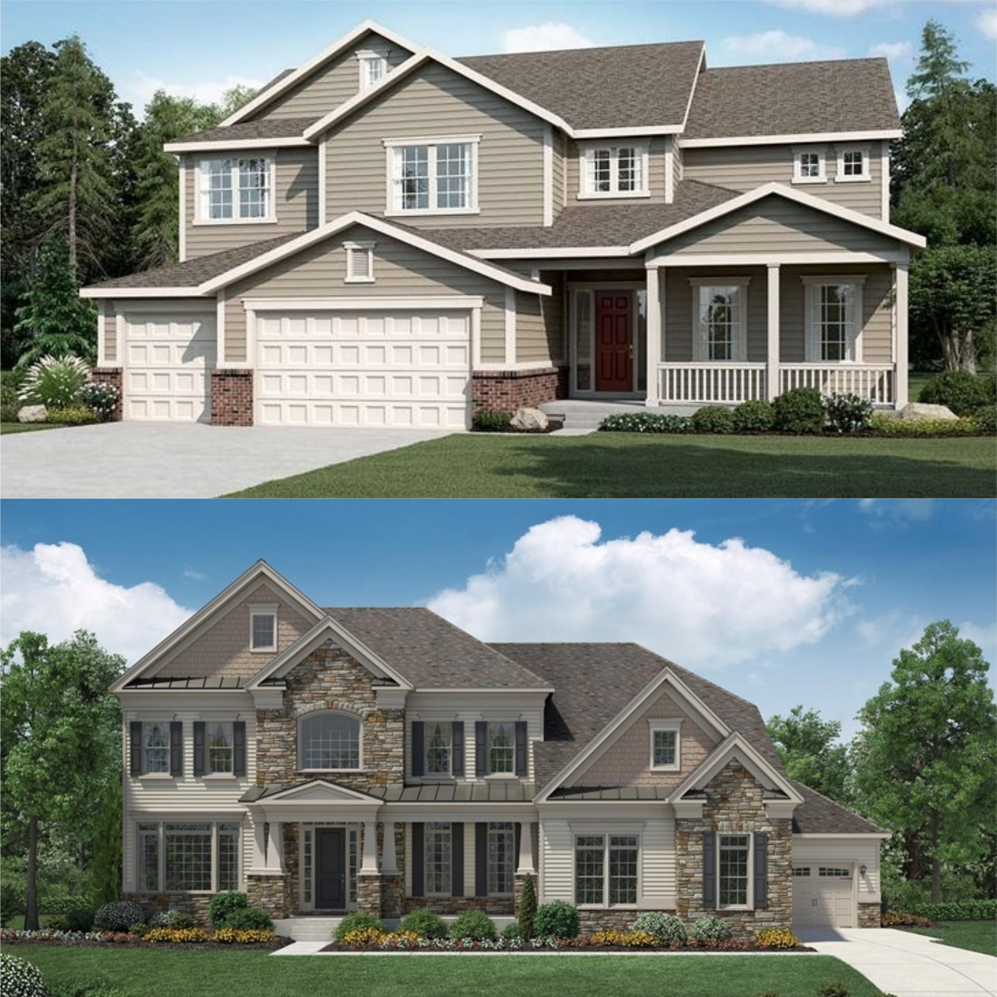 4200 Sq Ft Home or 70 Exterior Panes