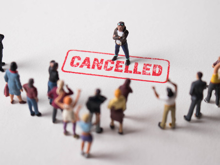 The Problem With Cancel Culture