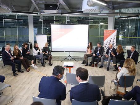 Реализацию проектов в ГЧП обсудили на AlumForum 2021