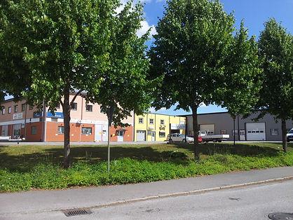 Brincks Fastigheter, Östra Järnvägsgatan 1