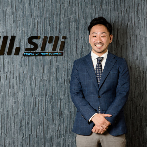 株式会社SMI様プロフィール写真撮影