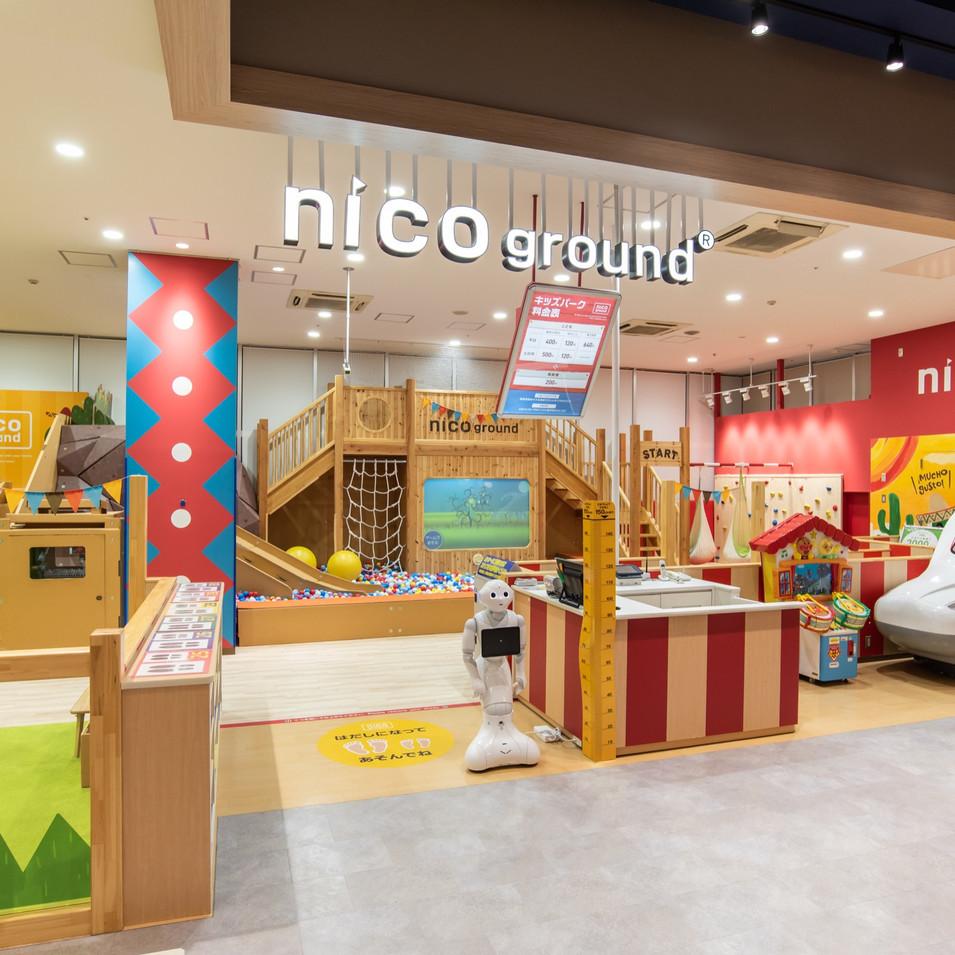 ニコパーク店舗撮影