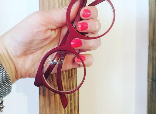 NOGS, la lunette imprimée 3D et biosourcé!