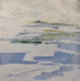 Glacier, 12 x 12, oil,2018.jpg