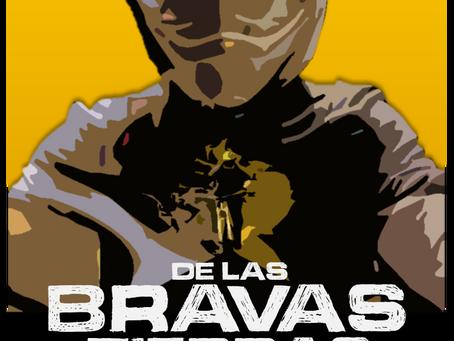 PÓSTER OFICIAL DE LAS BRAVAS TIERRAS