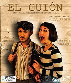 Póster EL GUION.png