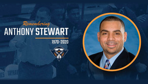 Remembering Coach Anthony Stewart