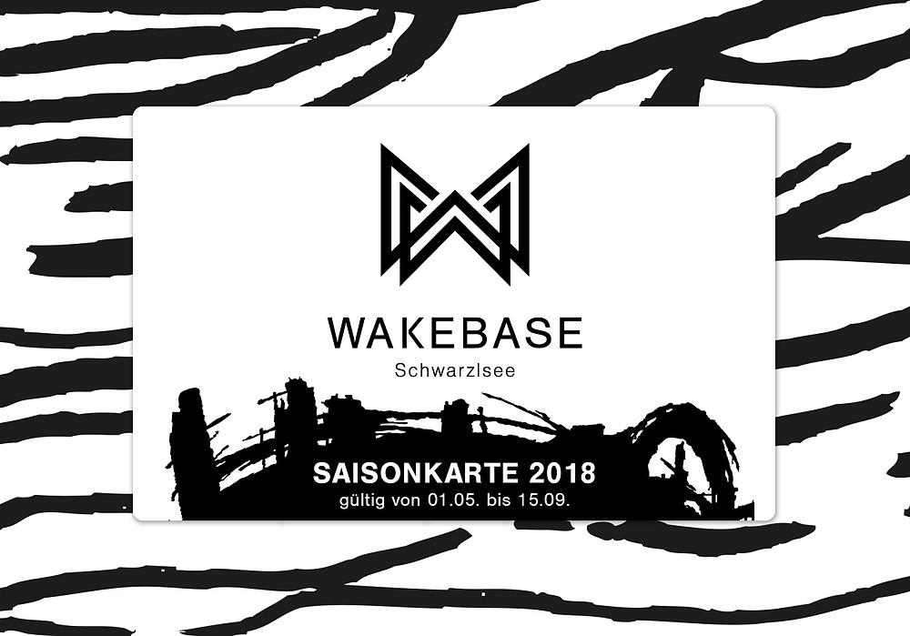 Wakebase Saisonkarte 2018