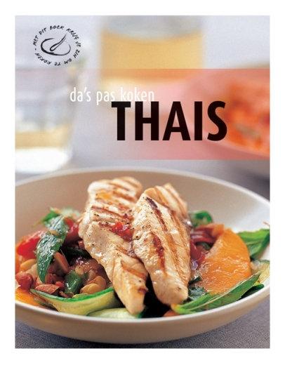 Kookboek: 'Da's pas koken Thais'