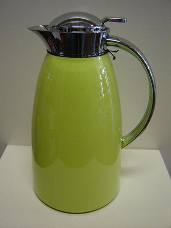 Alfi thermoskan 'Gusto' groen; 1 liter