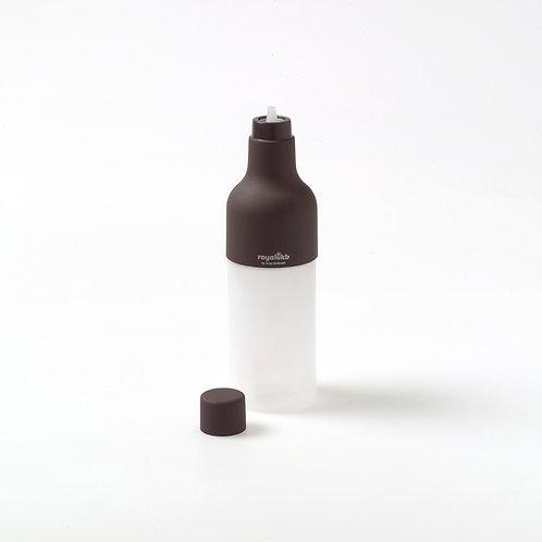 Olie- of azijnknijpfles 'Royal VKB'; antraciet