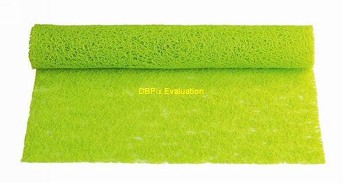 Placemat 'Zone' groen; 44 x 30 cm