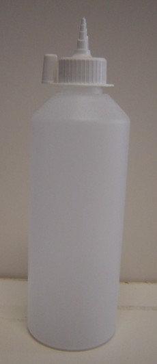 Poffertjesspuitfles; 0;5 liter