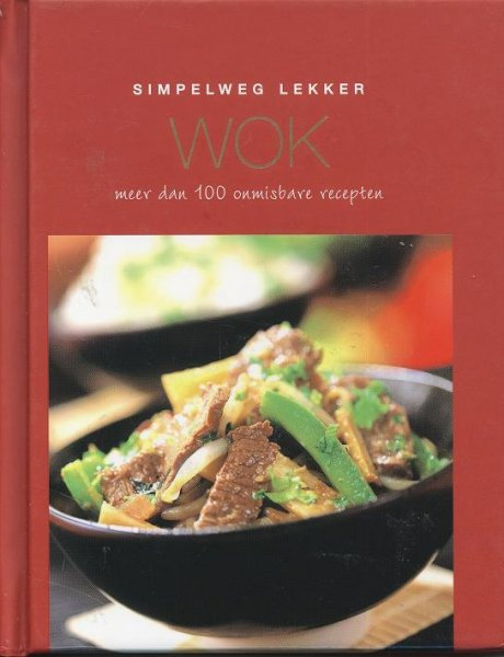 Kookboek: 'Simpelweg lekker Wok'