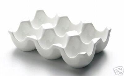 Accessoires: eierhouder voor 6 eieren
