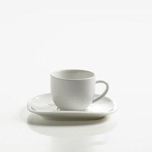 Balance: kop en schotel (espresso); 0;08 l.