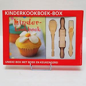 Boek-box 'Kinderkookboek'