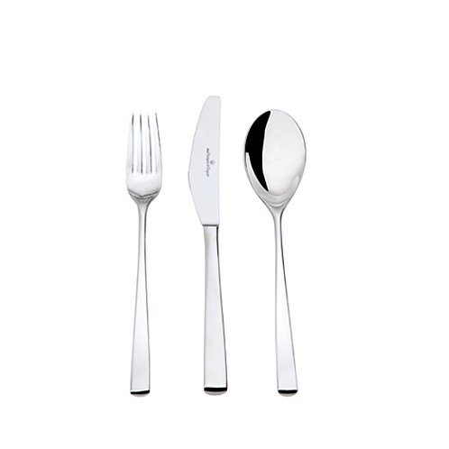 Branding tafelcouvert (mes; vork en lepel); showroommodel