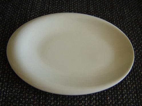Lotic: bord/schaal ovaal; 25;5 x 19 cm