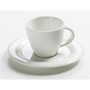 Sphere: espressokop en schotel; 0;08 l.